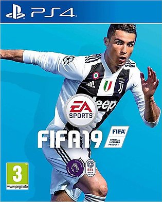 FiFa 2019 Game | PS4 - PlayStation (Region 2)