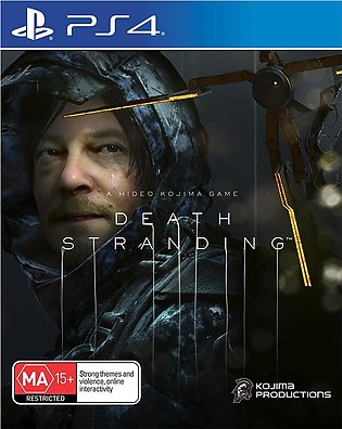 DEATH STANDING – PS4 REGION 2 (USED GAME)