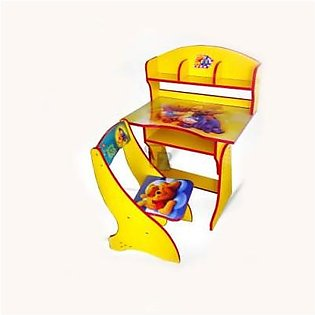 Kiddys Krafts Pooh Study Table with Chair