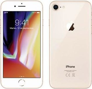 Apple iPhone 8 (4G, 64GB, Gold) American Used Stock Non-PTA