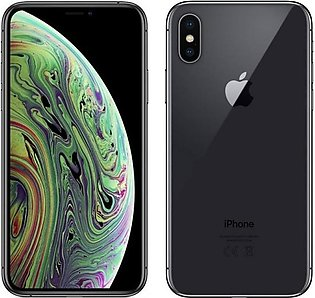 Apple iPhone XS Max (4G, 64GB, Space Gray) - Non PTA