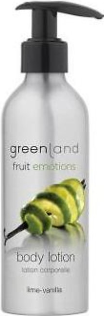 Fruit Emotions Body Lotion LimeVanilla 200ML
