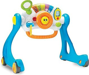 846 - 5-In-1 Drive 'N Play Gym Walker - PX-10126