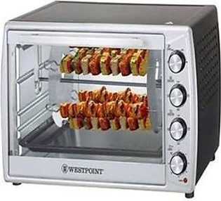 Westpoint WF-6300 Rotisserie Oven Toaster with Kabab Grill