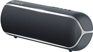 Sony SRS-XB22 Portable Wireless Bluetooth Speaker (Black)
