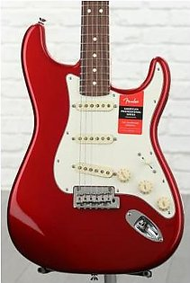 Fender American Professional Stratocaster - Candy Apple Red w/ Rosewood Fingerboard