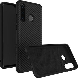RhinoShield SolidSuit for Huawei P30 Lite – Carbon / Black – 4710227238365