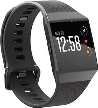 Fitbit Ionic Watch Charcoal/Smoke Gray
