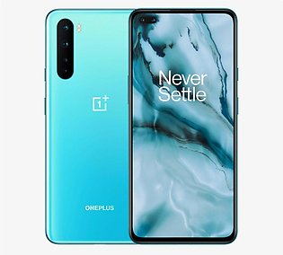 OnePlus Nord (4G 12GB, 256GB, Blue Marble) With Official Warranty