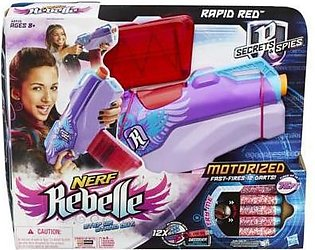 Nerf Rebelle Rapid Red