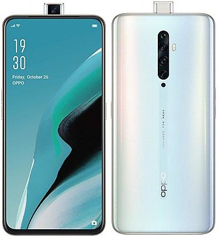 Oppo Reno 2F Dual Sim (4G, 8GB RAM, 128GB ROM,White) with Official Warranty