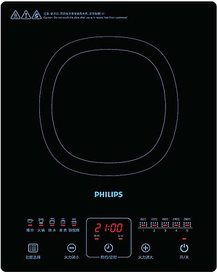 Philips HD4911/00 Induction cooker 2100 W Daily Collection