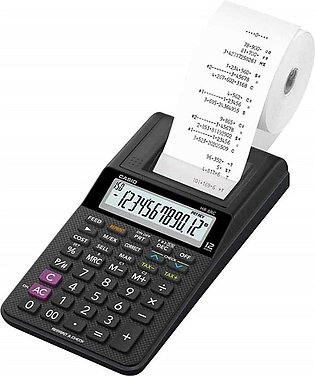 Casio HR8RC Printing Calculator Black