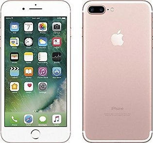 Apple iPhone 7 Plus (128GB, Rose Gold) With Official Warranty