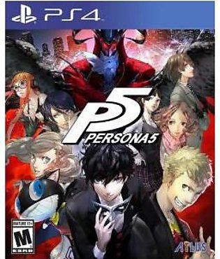 Persona 5 - Standard Edition | Playstation 4 Game