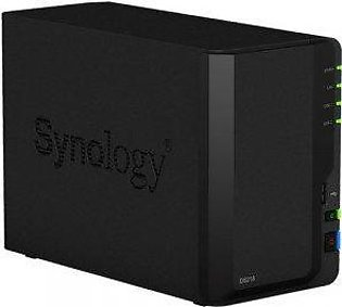 Synology DS218 2 bay NAS DiskStation