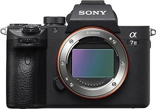 Sony Alpha a7 III Interchangeable Lens Digital Camera BODY ONLY with 1 Year O...