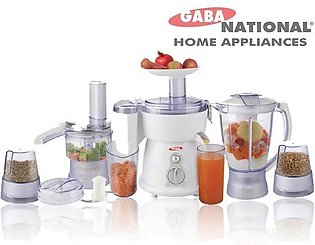 Gaba National Juicer / Blender GN-920 (8 in 1)