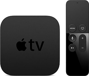 Apple TV 4th Gen (32GB, Black)