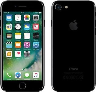 Apple iPhone 7 (32GB, Black) - 1 Year Official Warranty (Without Facetime) - ...