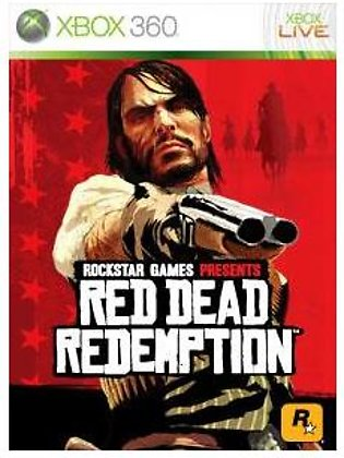 Red Dead Redemption Game l Xbox 360