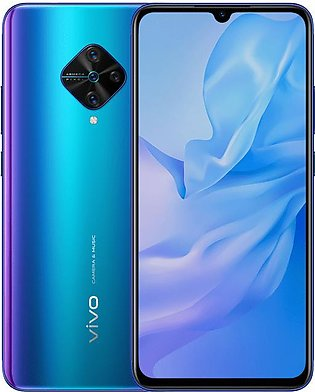Vivo Y51 (4G 4GB 128GB Jazzy Blue) With Official Warranty