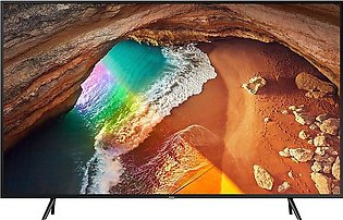 """Samsung 82"""" 82Q60R Flat Smart 4K QLED TV - 2019 With (1 Year Official Warranty)"""