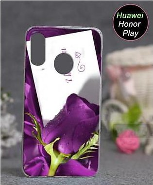 Huawei Honor Play Cover Case - Love Cover (D3)