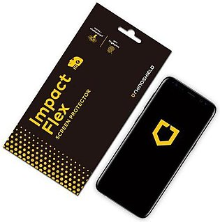 RhinoShield Impact Flex Screen Protector for Samsung Galaxy S8 Plus Front Only …
