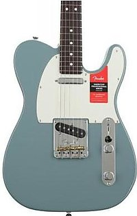 Fender American Professional Telecaster - Sonic Gray w/ Rosewood Fingerboard