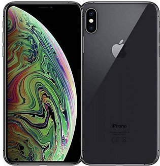 Apple iPhone XS Max (4G, 512GB Grey) - Non PTA