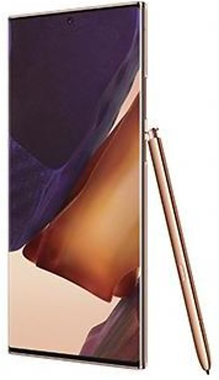 Samsung Galaxy Note 20 Ultra (4G 8GB 256GB Bronze) With Official Warranty
