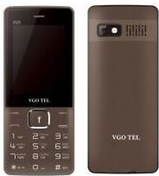 VGO TEL I525 Coffee with Official Warranty