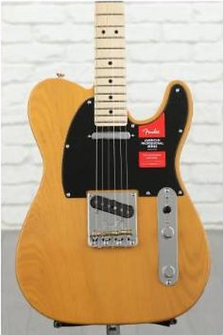 Fender American Professional Telecaster - Butterscotch Blonde w/ Maple Finger...