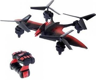 Dragon Fly Altitude Hold Wearable Remote Control Quadcopter
