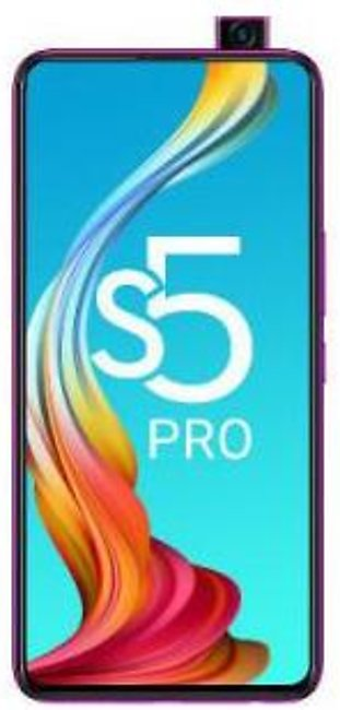 Infinix S5 Pro (4G, 6GB, 128GB,Sea Blue) With Official Warranty