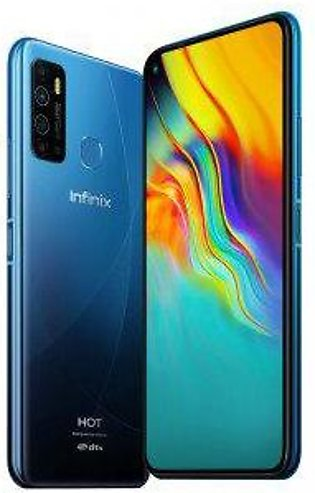 Infinix Hot 9 Play (4G 2GB 32GB Ocean Wave) With Official Warranty