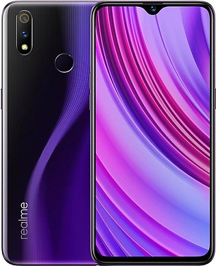 Realme 3 Pro (4G, 6GB RAM, 128GB ROM) Purple With 1 Year Official Warranty