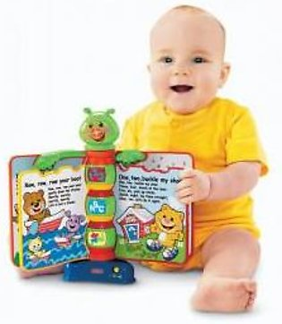Fisher-Price Laugh N Learn Story Books Rhymes