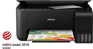 Epson EcoTank L3150 Wi-Fi All-in-One Ink Tank Printer (1 Year Official Warranty)