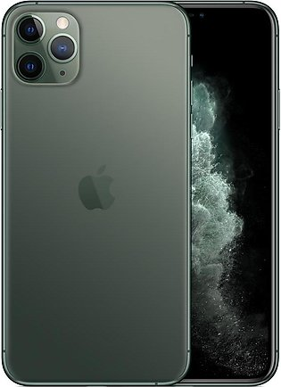 Apple iPhone 11 Pro (4G, 512GB ,Green) With Official Warranty