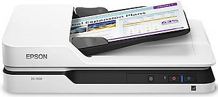 Epson DS-1630 Flatbed Color Document Scanner (1 Year Official Warranty)