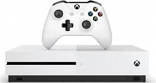 Xbox One S 500GB - White - PAL - Halo Collection Bundle