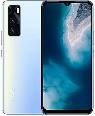 Vivo V20 SE (4G 8GB 128GB Oxygen Blue) With Official Warranty