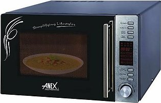 Anex 9037 Microwave Oven Digital with Grill with official warranty