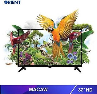 """Orient 32"""" 32 FHD Macaw LED TV Black (Official Warranty)"""