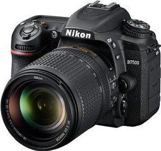 Nikon D7500 DSLR Camera with 18-140mm Lens Kit