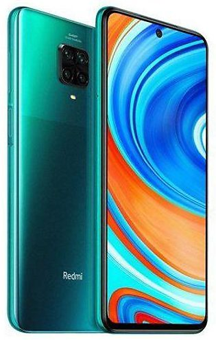 Xiaomi Redmi Note 9 Pro Dual Sim (4G, 6GB 128GB Tropical Green) With Official W…