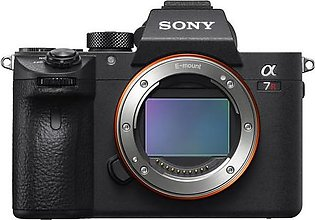 Sony Alpha ILCE-A7RM3 Mirrorless Digital Camera (Body Only)
