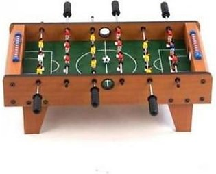 Wooden Soccer Game Table (Small)